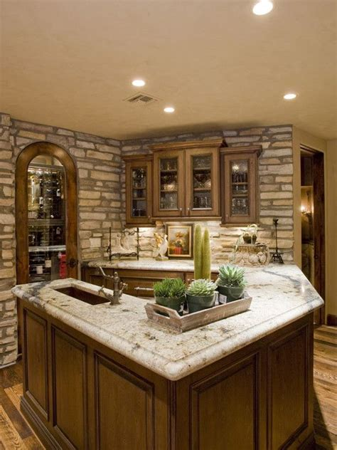 idea for a small bar kitchen area basement finishing ideas design pictures remodel decor and