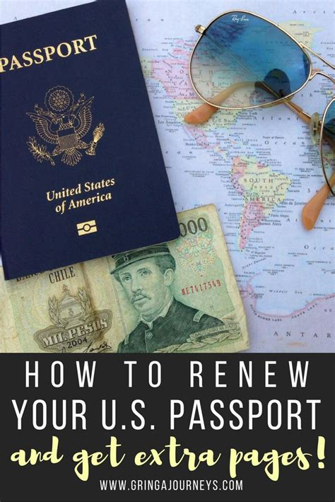 25+ best ideas about How to renew passport on Pinterest ... Update Passport Picture