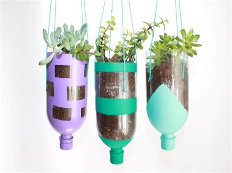 25 best ideas about recycled planters on