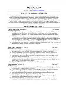 Insurance Broker Sle Resume by 2016 Entry Level Insurance Resume Recentresumes