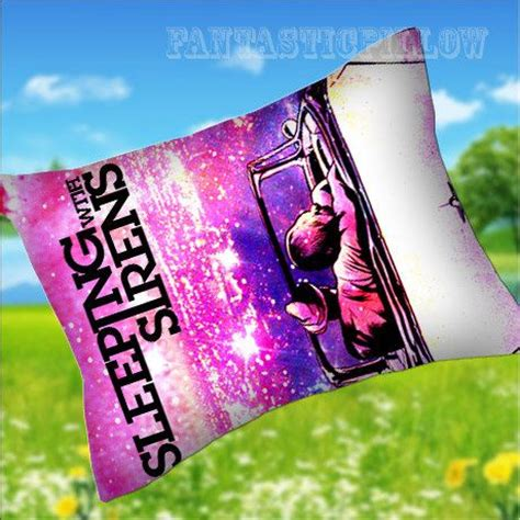 Sleeping With Sirens Comforter by Sleeping With Sirens Cover Album Pillow By