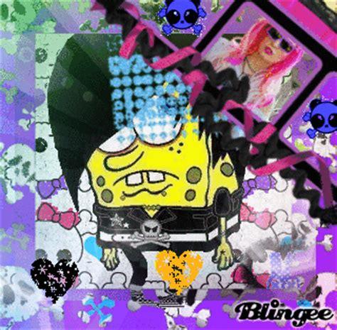 imagenes emo de bob esponja bob esponja emo fotograf 237 a 128906393 blingee com