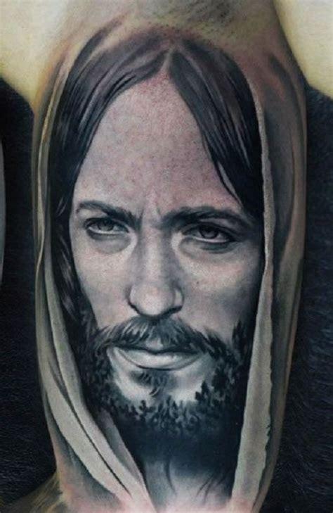 imagenes de jesus tatuajes imagenes del rostro de jesus para tatuajes ideas de tatuajes