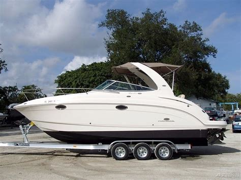 chaparral boats signature chaparral signature 276 boat for sale from usa