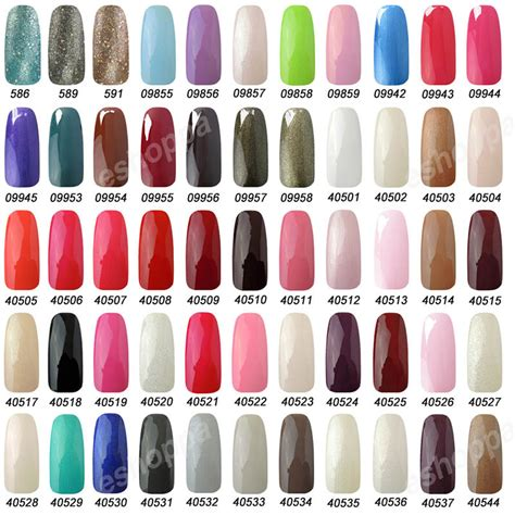 how to pick a nail polish color for black dress or any 199 colors gelpolish 1452 soak off uv l gel nail polish
