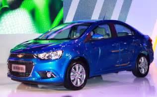 2015 chevrolet sonic car interior design