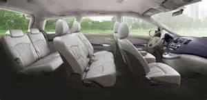 Mitsubishi Grandis Interior Mitsubishi Grandis Specifications Auto Search Philippines