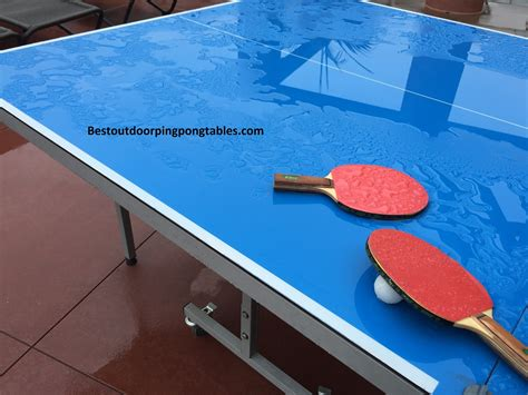 joola outdoor ping pong table joola outdoor table review