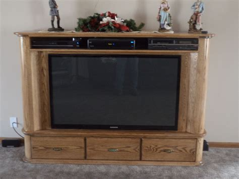 Tv Konsole by Custom Flat Screen Console Tv By Cry N Crick Custom