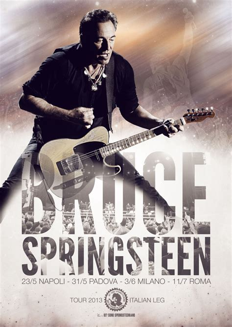 born in the usa testo best 25 bruce springsteen tour ideas on