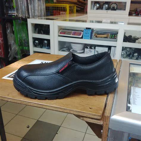 Sepatu Safety Cheetah 3001 H jual sepatu safety shoes cheetah 3001h sim brothers