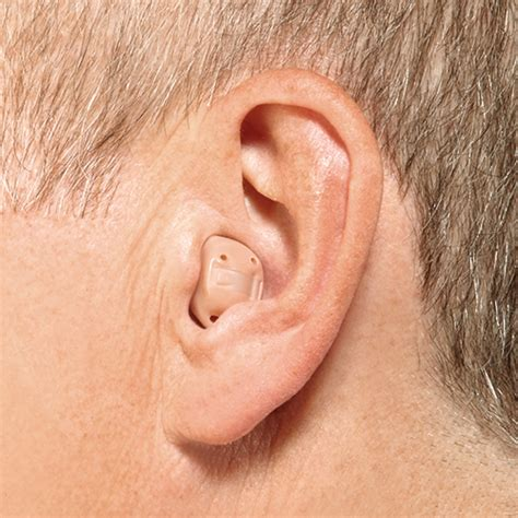 new ear hearing aids in the canal hearing aids itc hearing aids from starkey