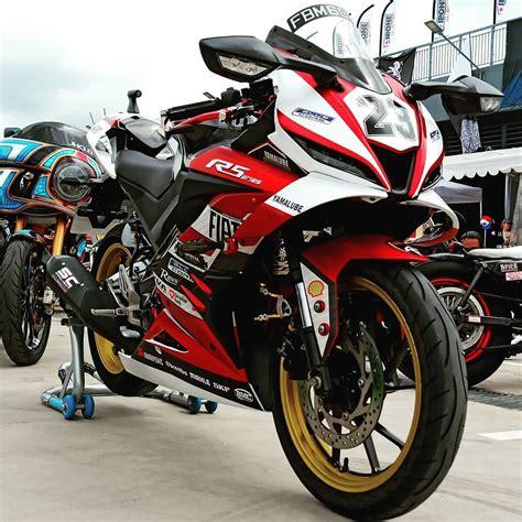 modifikasi motor   keren  terbaik  racing