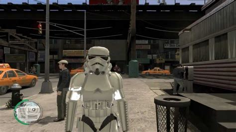 gta 5 starwars mod gta iv stormtrooper star wars mod youtube