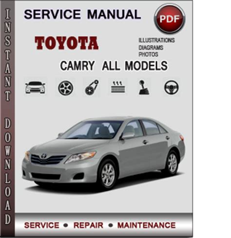 service repair manual free download 1998 toyota camry navigation system toyota camry service repair manual download info service