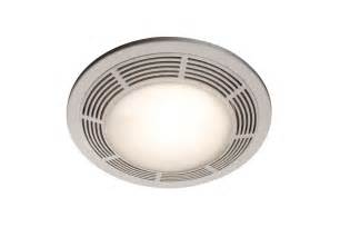 Bathroom Lights And Fans Broan 750 Ventilation Fan And Light Combination 100 Cfm