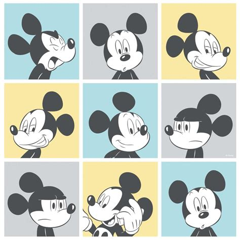 New Style Kitchen Design by New Official Disney Mickey Mouse Pop Art Pattern Cartoon