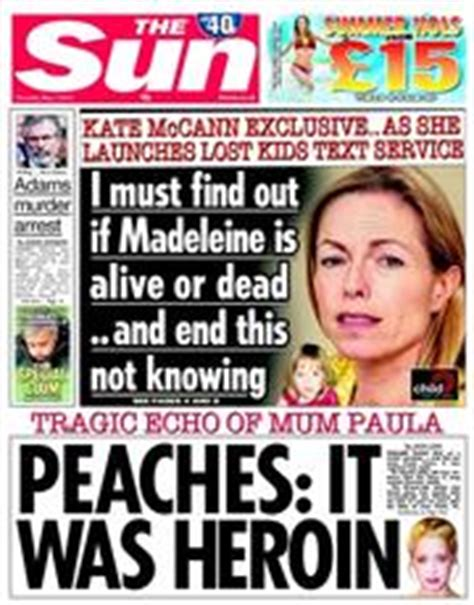 the sun uk front page for thursday 10 december 2015 uk newspaper front pages for thursday 1 may 2014
