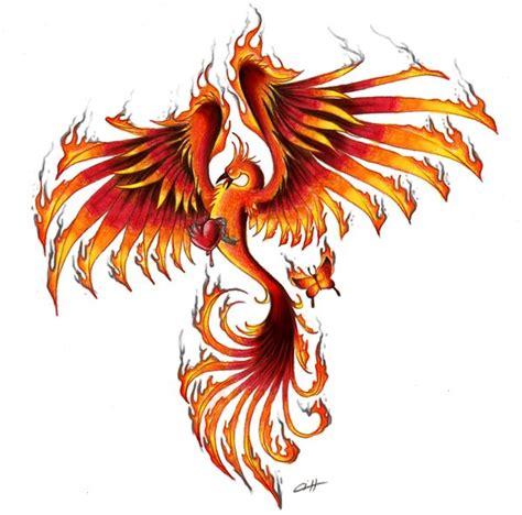 pheonix tat by cassandracanadyart on deviantart