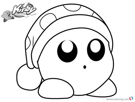 printable for kids com kirby coloring pages picture noddy free printable