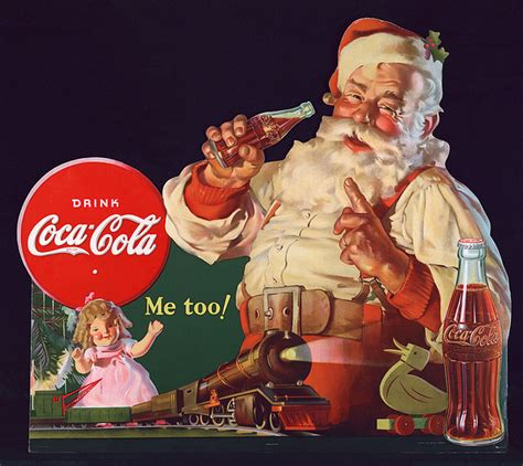 did coca cola invent santa claus multilingual living