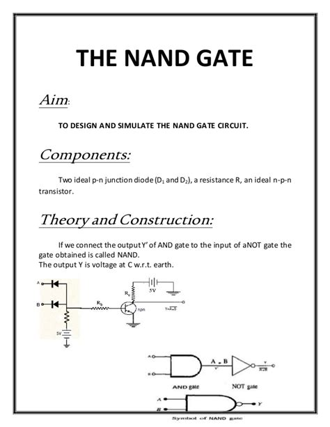 pn junction diode equivalent to which gate pn junction diode is equivalent to logic gate 28 images ppt pn junction diode