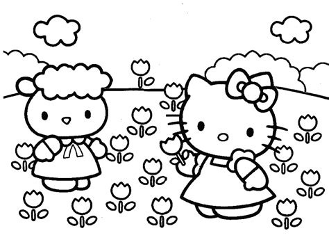 coloring pages hello and friends coloring pages of hello and friends coloring home
