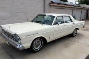 1965 ford galaxie 500 4 door sedan 188736