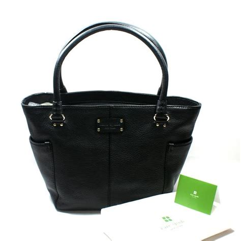 Kate Spade Merrywood Tracy Satchel by Kate Spade Tracy Yardley Black Leather Tote Shoulder Bag