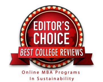 College Mba Reviews by Mba In Sustainable Development Iosd Is The