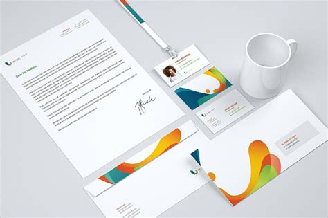mockup design tool free download 14 corporate identity mockups free premium templates