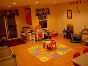 Small Care Home Home Daycare Layout Homeschool Classroom Layouts