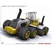 Xerion 4500 / Claas  Design // Industrial &amp Professional