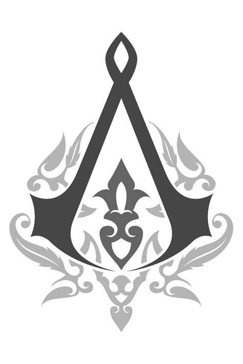 tattoo assassins creed significado assassin s creed revelations simbolo tattoos pinterest