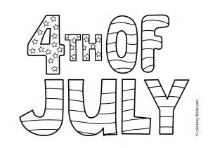 July 4 Coloring Pages happy july 4 coloring pages happy independence day coloring pages for printable free