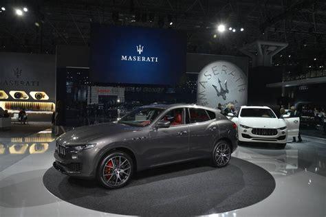 Maserati Of New York by New York 2016 Maserati Levante Gtspirit