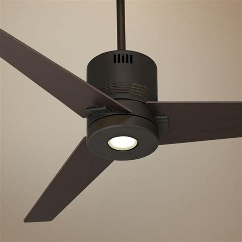 energy efficient ceiling fans with led lights 44 quot casa metro led energy efficient bronze ceiling fan
