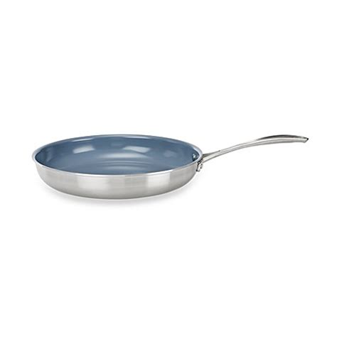 Teflon Ceramic buy zwilling j a henckels spirit 12 inch ceramic coated nonstick fry pan from bed bath beyond