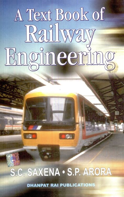 a textbook of railway engineering buy a
