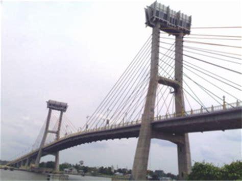 design jembatan 10 jembatan terpanjang yang ada di indonesia mode modern