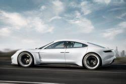 2020 Porsche Mission E Release date * Price * Specs