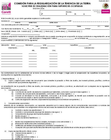 formato multiple de pago a la tesorera 2016 formato de poder notarial