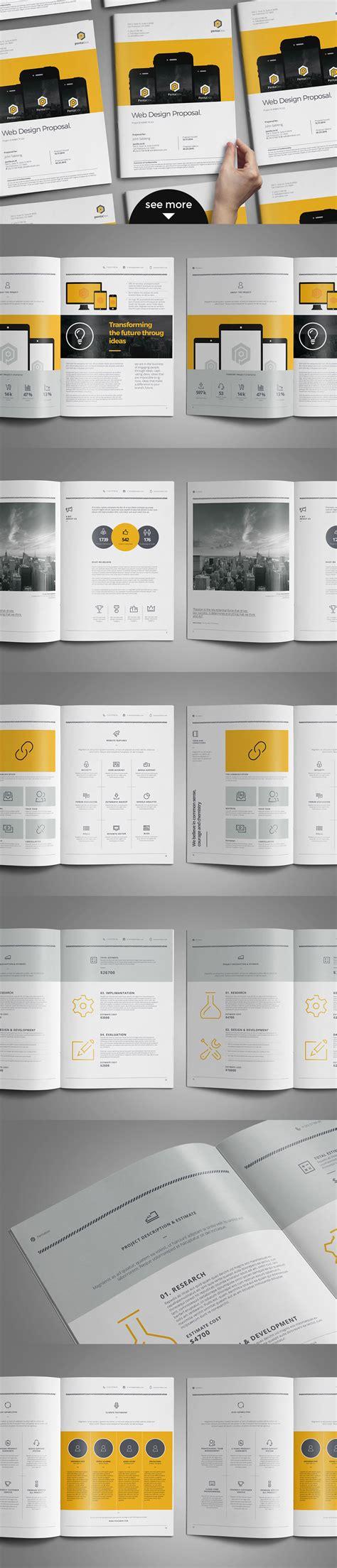 dr web design proposal vol what s hot bundle vol 2 presentation templates on behance