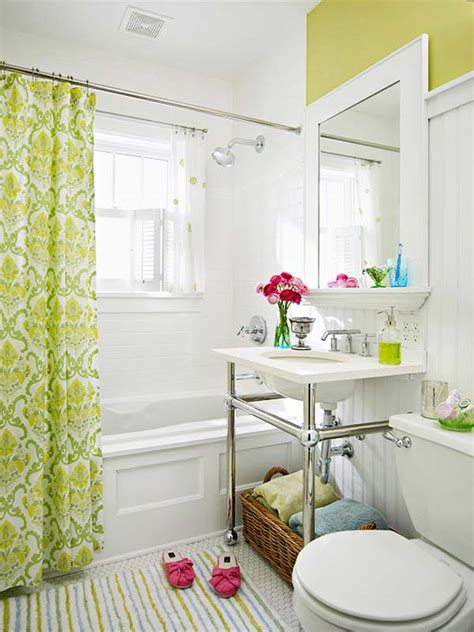 small bathroom look bigger 22 changes to make small bathrooms look bigger amazing