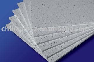 Lightweight Ceiling Material by Lightweight Mineral Fiber Acoustic Ceiling Panels China