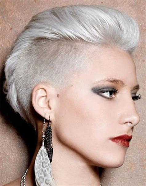 52 of the best shaved side hairstyles for both sides 20 photo of short hairstyles with shaved sides