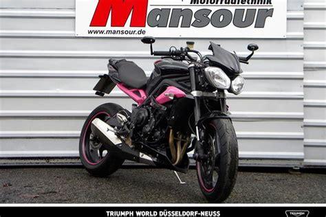 Motorrad Online Street Triple by Umgebautes Motorrad Triumph Street Triple R Von Mansour