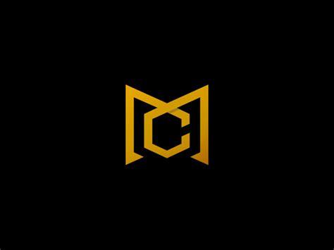 M C mc monogram monograms logos and typography