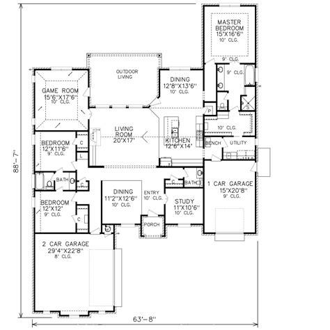 house plans oklahoma city perry house plans okc