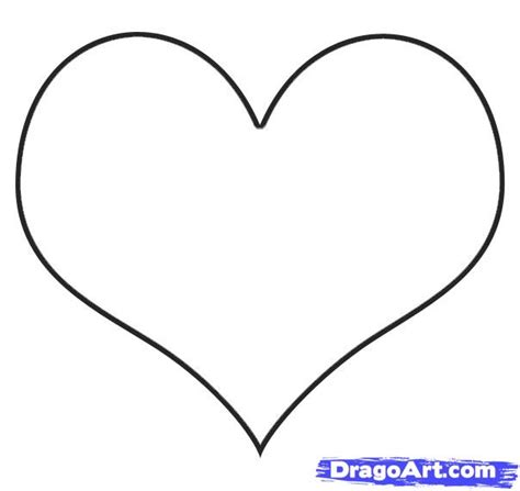 Drawing Hearts how to draw an easy step by step stuff pop